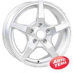 Купить Легковой диск REPLICA JT-1236 S R15 W6 PCD5x112 ET38 DIA57.1