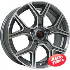 Купить Легковой диск REPLICA LegeArtis MI547 GMF R17 W6.5 PCD5x114.3 ET38 DIA67.1