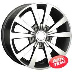 Купить Легковой диск REPLICA LegeArtis VV158 BKF R16 W6.5 PCD5x112 ET46 DIA57.1
