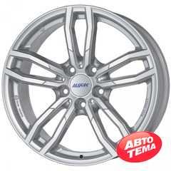 Купить Легковой диск ALUTEC Drive Polar Silver R17 W7.5 PCD5x112 ET27 DIA66.6