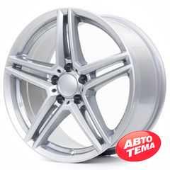 Легковой диск RIAL M10 Polar Silver - Интернет магазин резины и автотоваров Autotema.ua