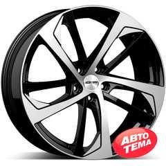 Купить Легковой диск GMP Italia KATANA POL/BLK R18 W8 PCD5x108 ET45 DIA63.4