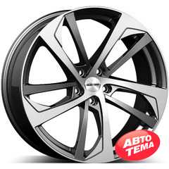 Купить Легковой диск GMP Italia KATANA POL/GME R18 W8 PCD5x108 ET45 DIA63.4