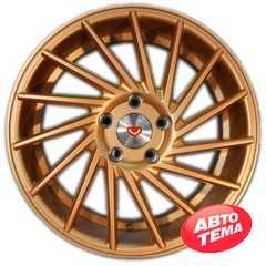 Легковой диск VOSSEN CVT-R MATT BRONZE - Интернет магазин резины и автотоваров Autotema.ua