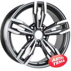 Купить Легковой диск REPLICA TX-433 GM R17 W7.5 PCD5x120 ET30 DIA72.6