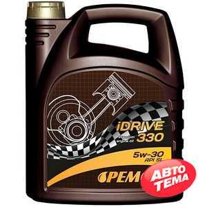 Купить Моторное масло PEMCO iDrive 330 5W-30 SL (5л)