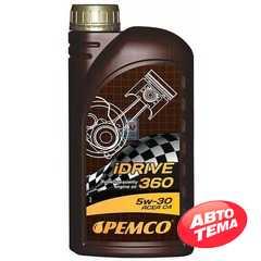 Моторное масло PEMCO iDRIVE 360 - Интернет магазин резины и автотоваров Autotema.ua