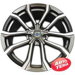 Купить Легковой диск REPLICA Volvo V515 MGMF R18 W8 PCD5x108 ET49 DIA63.4