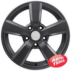 Купить Легковой диск ANGEL Formula 603 GM R16 W7 PCD5x108 ET38 DIA63.3