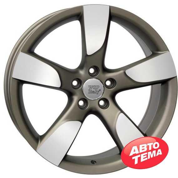 Купить Легковой диск WSP ITALY VITTORIA W568 DULL BRONZED POLISHED R19 W8.5 PCD5x112 ET42 DIA57.1