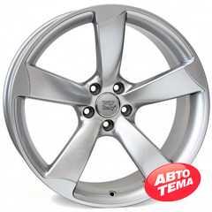 Купить WSP ITALY GIASONE W567 HYPER SILVER R19 W8.5 PCD5x112 ET28 DIA66.6