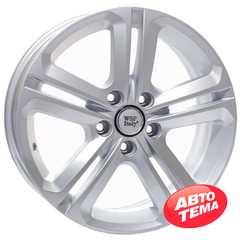 Купить Легковой диск WSP ITALY XIAMEN W467 SILVER R17 W7 PCD5x112 ET49 DIA57.1