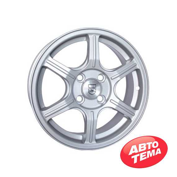 Легковой диск TECHLINE 433 SL - Интернет магазин резины и автотоваров Autotema.ua