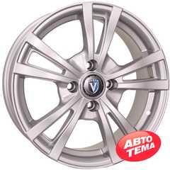 Купить TECHLINE 1404 S R14 W5.5 PCD4x100 ET43 DIA67.1