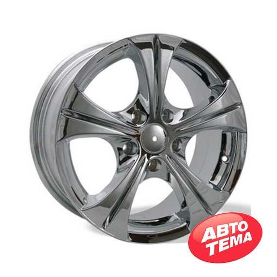Купить Легковой диск BANZAI 605 Chrome R16 W7 PCD5x114.3 ET40 DIA67
