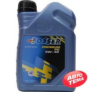 Купить Моторное масло FOSSER Premium PD 5W-40 (1л)