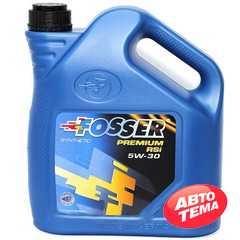 Купить Моторное масло FOSSER Premium RSi 5W-30 (4л)