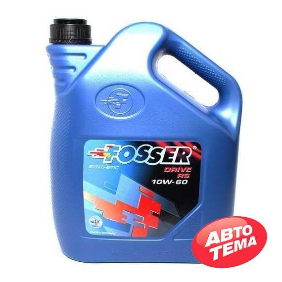 Моторное масло FOSSER Drive RS - Интернет магазин резины и автотоваров Autotema.ua
