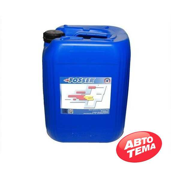 Моторное масло FOSSER Turbo LA - Интернет магазин резины и автотоваров Autotema.ua