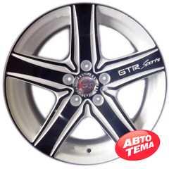 Купить Легковой диск SPORTMAX RACING SR-3111Z WPWB R15 W6.5 PCD4x98 ET38 DIA58.6