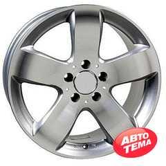 Купить Легковой диск REPLICA CT1406 HS R17 W8 PCD5x112 ET45 DIA66.6