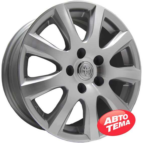 Купить Легковой диск REPLICA Toyota CT6120 SMF R17 W7.5 PCD5x114.3 ET45 DIA60.1