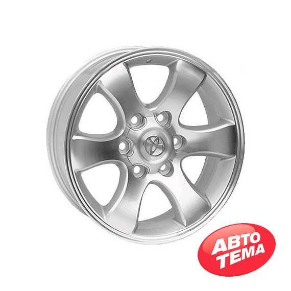 Купить Легковой диск REPLICA Toyota CT4330 SMF R17 W7.5 PCD6x139.7 ET25 DIA106.2