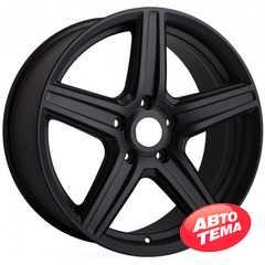 Купить Легковой диск ANGEL Scorpio 704 BM R17 W7.5 PCD5x112 ET35 DIA72.6