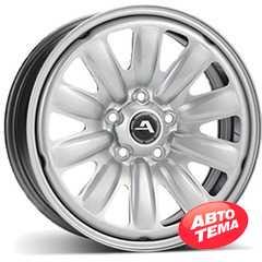 Купить Легковой диск ALST (KFZ) RENAULT Duster S R16 W6.5 PCD5x114.3 ET50 DIA66 8873