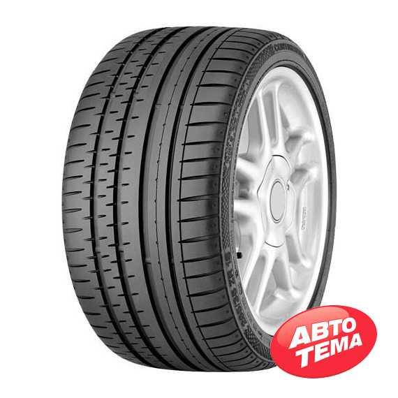 Купить Летняя шина CONTINENTAL ContiSportContact 2 315/25R19 98Y