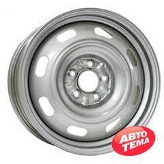 Легковой диск STEEL ARRIVO AR141 Silver - Интернет магазин резины и автотоваров Autotema.ua