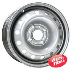 Легковой диск STEEL TREBL 53A43C Silver - Интернет магазин резины и автотоваров Autotema.ua