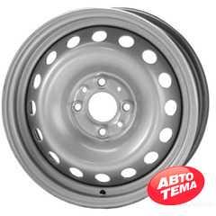 Легковой диск STEEL TREBL 64A45R Silver - Интернет магазин резины и автотоваров Autotema.ua
