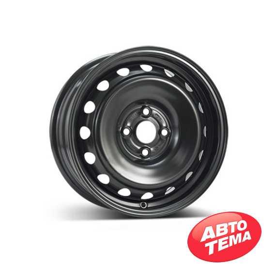 Купить Легковой диск STEEL TREBL 7405T Black R15 W5.5 PCD4x100 ET51 DIA54.1