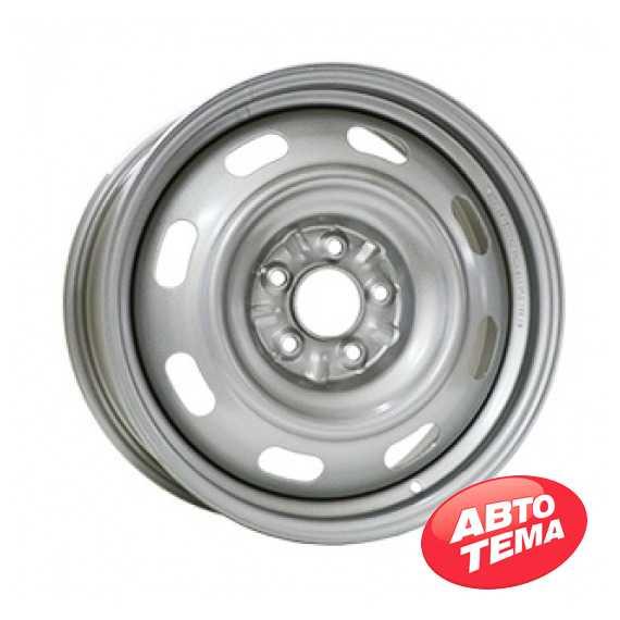 Купить Легковой диск STEEL TREBL 9053T Silver R16 W6.5 PCD5x120 ET62 DIA65.1