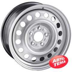 Легковой диск STEEL TREBL 9140T Silver - Интернет магазин резины и автотоваров Autotema.ua