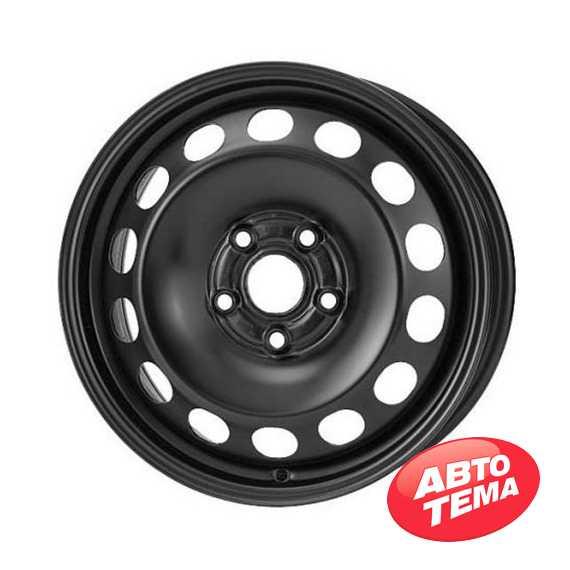 Купить Легковой диск STEEL TREBL 9312T BLACK R17 W7 PCD5x114.3 ET50 DIA64.1