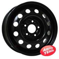 Купить Легковой диск STEEL TREBL 9617T Black R16 W6 PCD5x114.3 ET50 DIA67.1