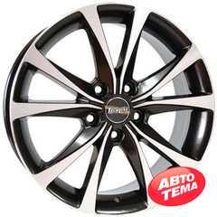 Купить Легковой диск TECHLINE 734 BD R17 W6.5 PCD5x114.3 ET46 DIA67.1