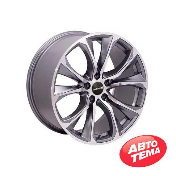 Купить Легковой диск ZW BK923 GP R20 W10 PCD5x120 ET40 DIA74.1