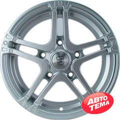 Купить Легковой диск TECHLINE 668 S R16 W6.5 PCD5x139.7 ET40 DIA98