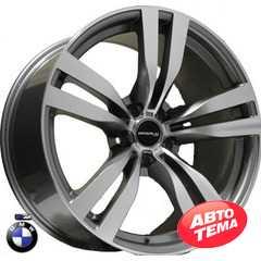 Легковой диск REPLICA BMW Z156 DGMF - Интернет магазин резины и автотоваров Autotema.ua