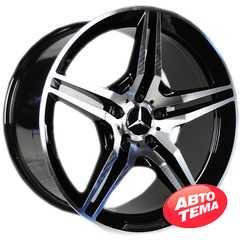 Купить REPLICA Mercedes D5009 MB R18 W8.5 PCD5x112 ET45 DIA66.6