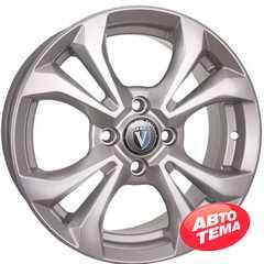 Купить Легковой диск TECHLINE 1504 SL R15 W6 PCD4x100 ET46 DIA54.1