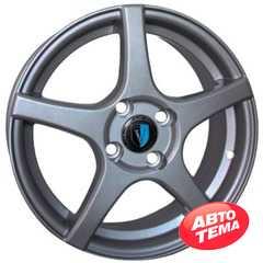 Купить Легковой диск TECHLINE 1510 HB R15 W6 PCD4x100 ET48 DIA54.1