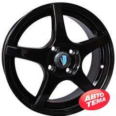 Купить Легковой диск TECHLINE 1510 BL R15 W6 PCD4x100 ET48 DIA60.1