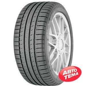 Купить Зимняя шина CONTINENTAL ContiWinterContact TS 810 Sport 245/50R18 100H Run Flat