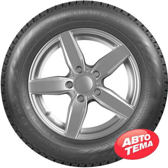 Купить Зимняя шина NOKIAN Hakkapeliitta R3 SUV 295/40R21 111R