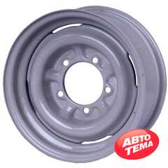 Купить Легковой диск КРКЗ ГАЗ 3102 белый R14 W6 PCD5x139.7 ET6 DIA110.1