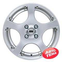 Купить Легковой диск KORMETAL KM 865 S R15 W6.5 PCD5x114.3 ET37 DIA67